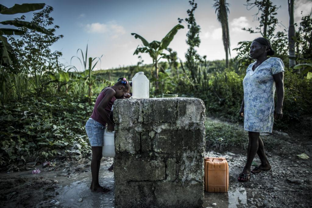 HAITI, THE FORGOTTEN CHOLERA OUTBREAK