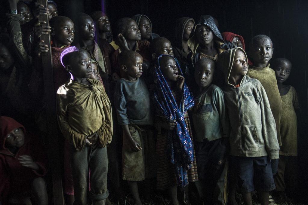 RWANDA RED CROSS MOVIE