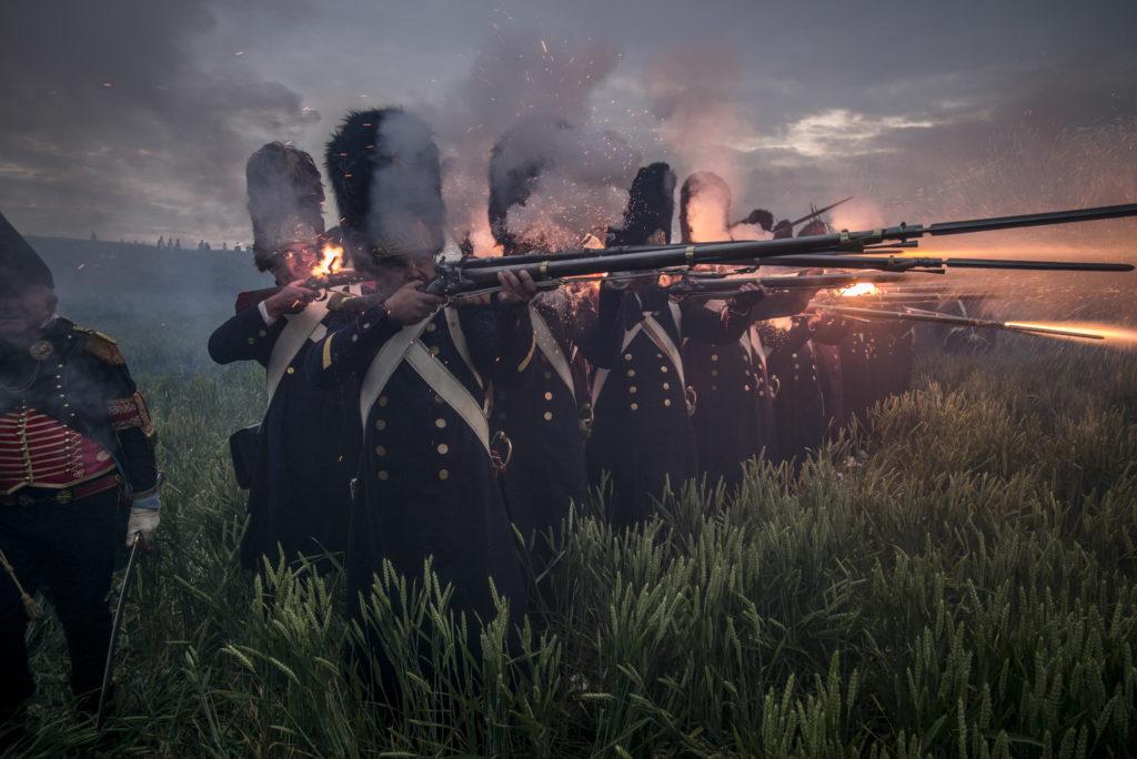 In the dark world of Waterloo