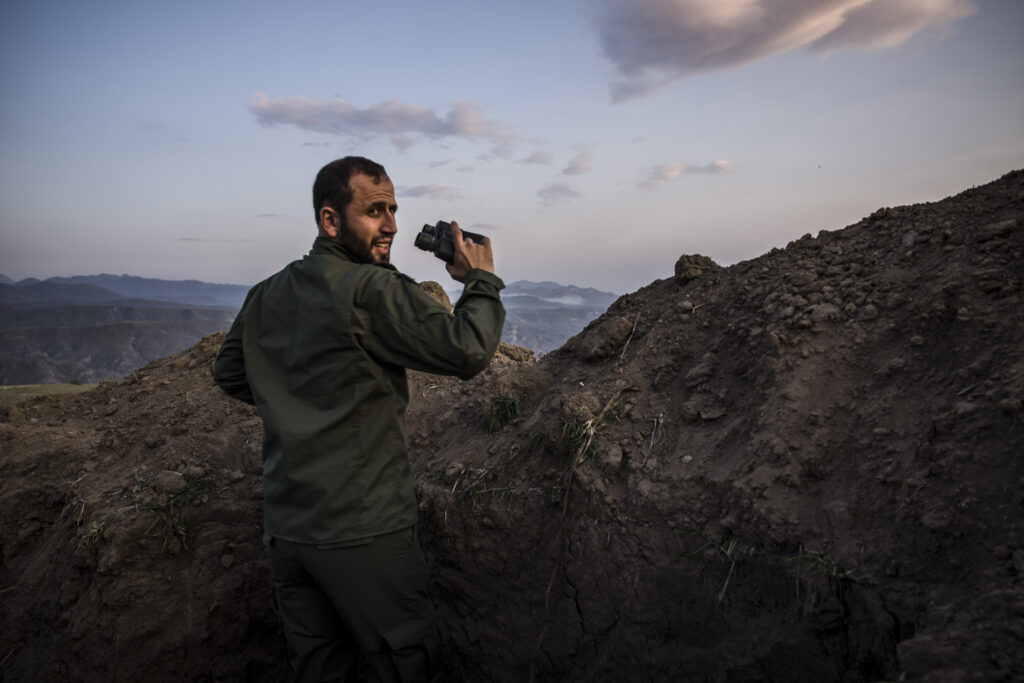 NAGORNO-KARABAKH: BEHIND THE SCENES OF THE LAST FEW HOURS
